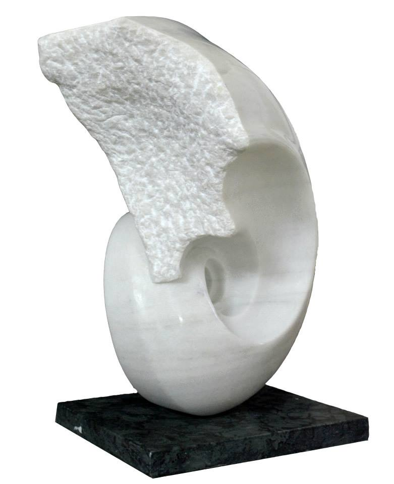 The beginning of the world III – marble ,60cm/45cm/ 40cm,  2013